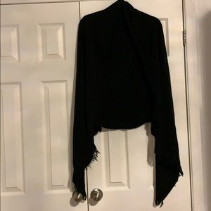 Accessories - 🧣 2 for $15-Black blanket scarf